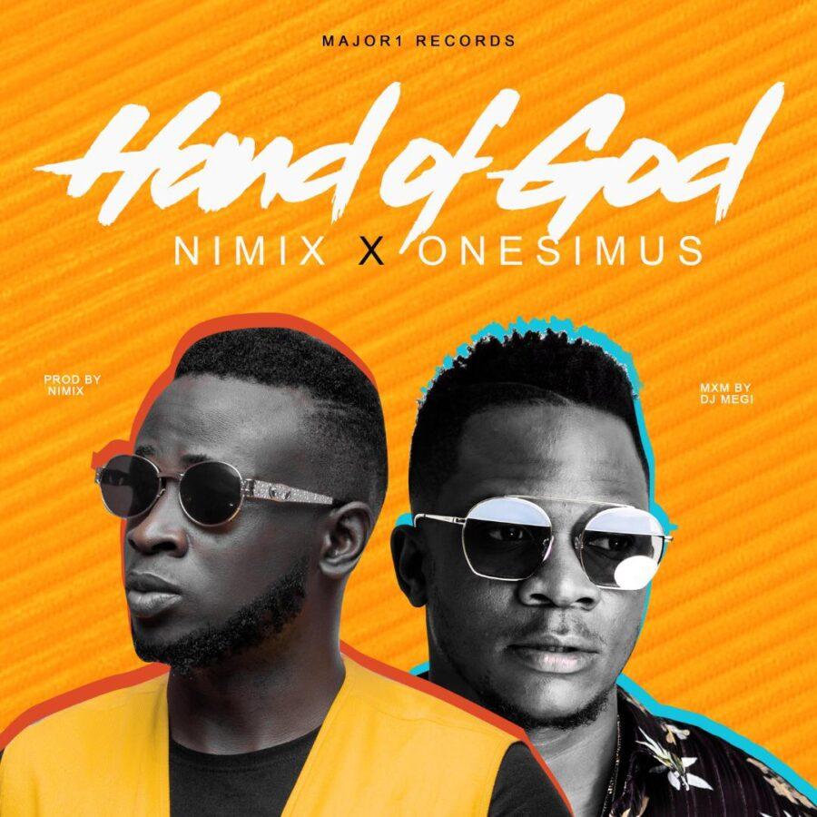 Nimix FT Onesimus [Hand Of God]    9jagospel